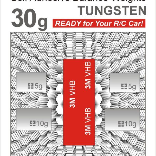 TungstenFlatWeights_30