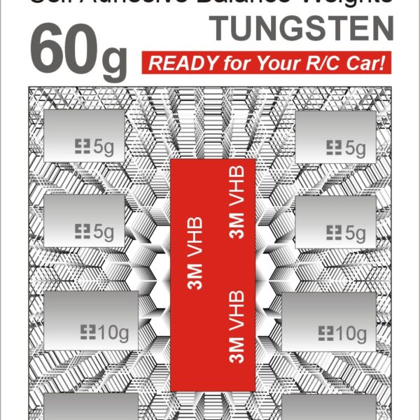 TungstenFlatWeights_60